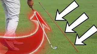 The Number 1 Drill To Hit Your Irons Solid