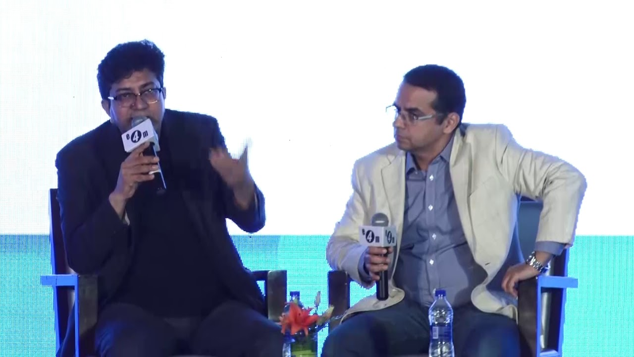e4m Content Jam: Fireside Chat with McCann World Group's Prasoon Joshi