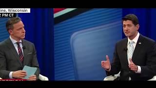 Highlights from Paul Ryan's CNN Town Hall