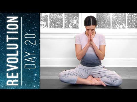 Revolution - Day 20 - Practice Peace