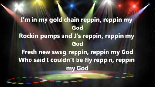 Kierra Sheard - Reppin My God (Lyrics)