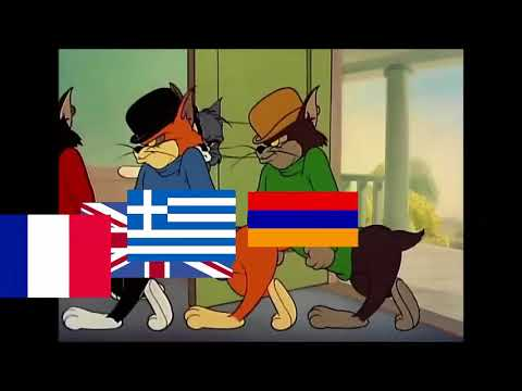 Tom ve Jery - Kurtuluş Savaşı - Türkiye