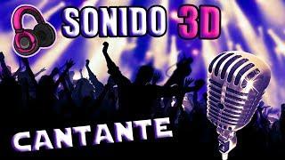 SONIDO 3D!! | cantante profesional 🎧 | Factykilian