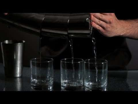 How to Pour 3 Shots at Once | Flair Bartending