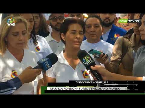 Venezuela - ONG´s realizaron homenaje a la diáspora desde Parque Cristal   - VPItv