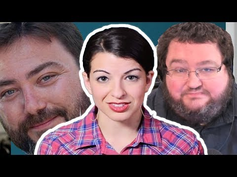 Anita Sarkeesian Garbage Behavior Towards Boogie & Sargon of Akkad