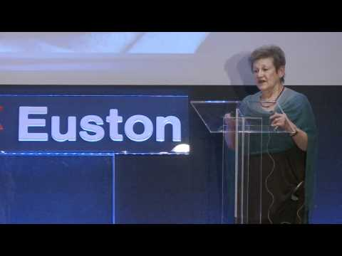 Unlikely Heroes: Helen Lieberman at TEDxEuston