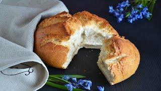 Хлеб на опаре в духовке