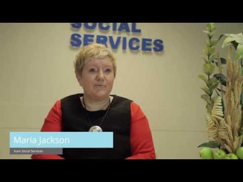 KARE Social Services - FoodCloud Annual Report 2015