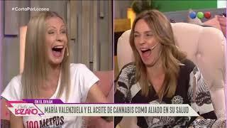 María Valenzuela en el diván de Vero - Cortá por Lozano 2019