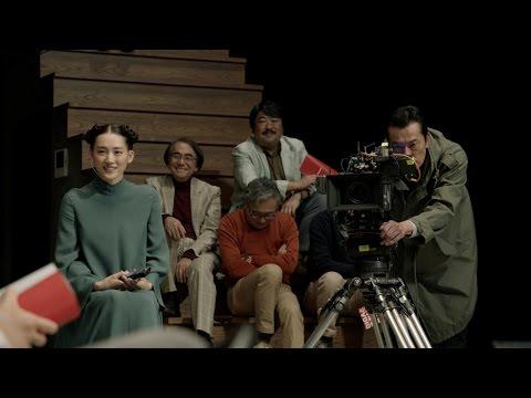 綾瀬はるか、遠藤憲一のドッキリ出演に唖然 パナソニック『ディーガ』新CM&スペシャルムービー