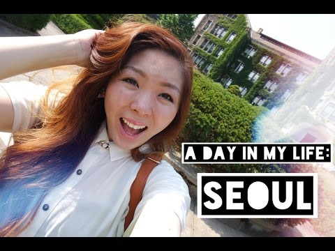 A Day in My Life: Seoul, Korea! | Yonsei University [Study Abroad]