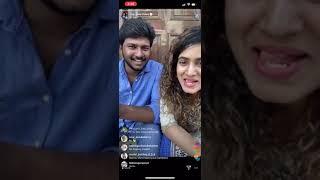 Instagram LIVE Sameera Sherief During Quarantine