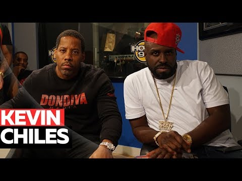 Kevin Chiles Explains Alpo, Rich Porter & AZ, Early Crack Er