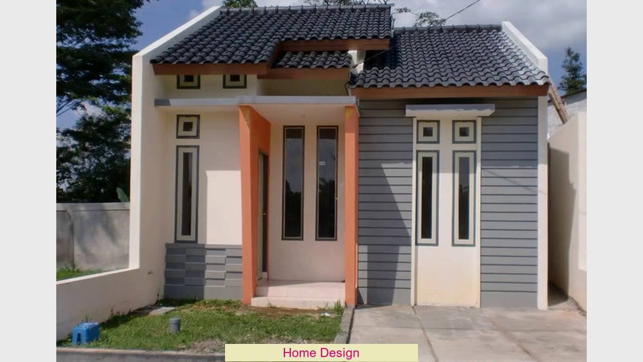 Desain Interior Rumah Minimalis Type 36 72 Youtube