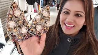 China Shopping is Amazing -  Mamta Sachdeva Cabin Crew