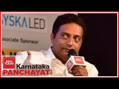 Prakash Raj Lashes Out At BJP, Says Its A Party With No Ideology | India Today Exclusive