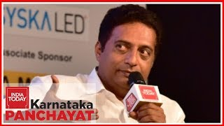 Prakash Raj Lashes Out At BJP, Says Its A Party With No Ideology   India Today Exclusive