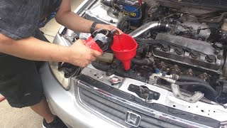 Will Your Engine Run With Coke Instead Of Coolant