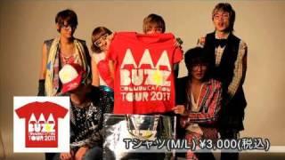 "AAA / ""Buzz Communication"" Tour 2011グッズ紹介:3"