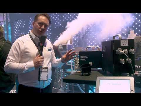 PL+S 2019   Smoke Factory Fog Blaster