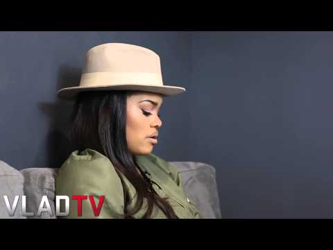 Teyana Taylor: August Alsina's Illness Altered My Unhealthy Life