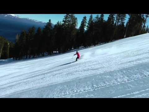 Lake Tahoe, Homewood Ski Resort, California, USA