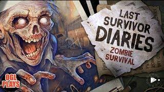 Last Survivor Diaries - Zombie Survival  PRO