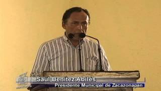 Zacazonapan, Estado de México. 132 Aniversario de la Erección Municipal