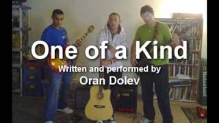 one of a kind my very own song