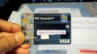 Rbc Rewards Visa Credit Card Unboxing Brief Review Financial Author Ahmed Dawn
