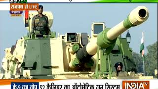 A glimpse of Republic Day Parade: India's might and valour envelopes Rajpath thumbnail