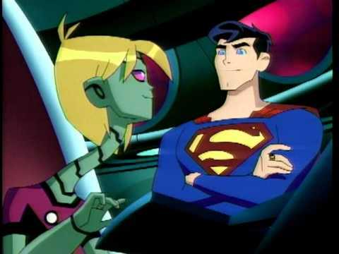 Legion of Superheroes - Super Powers are Fun - Superman ad