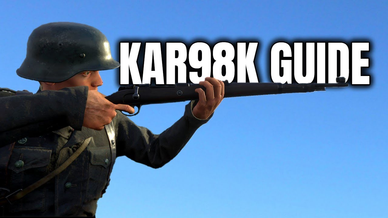 Download How To Use the Kar98k - Hell Let Loose Guide