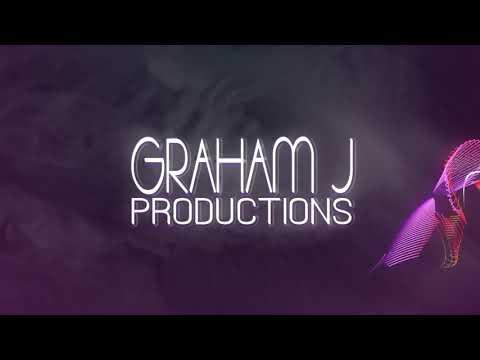 GrahamJ Production Professional Logo HD