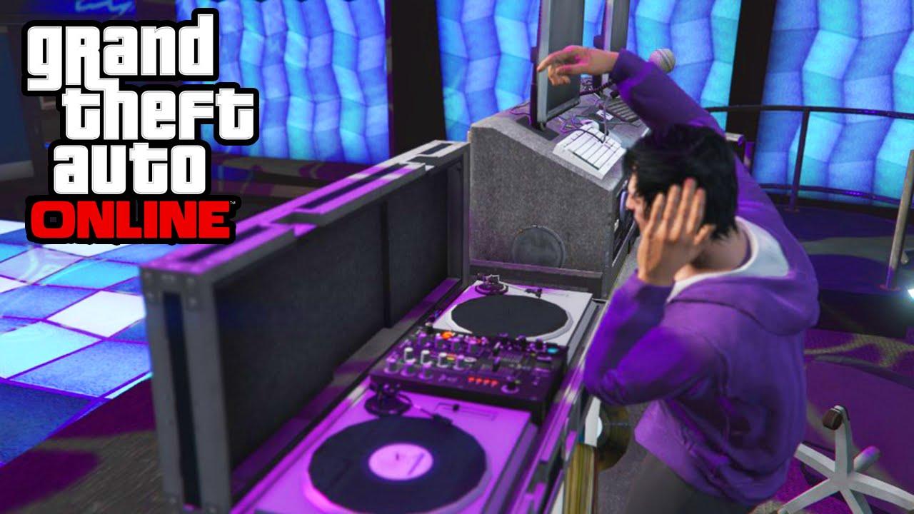 GTA 5 Online - New Secret Night Club