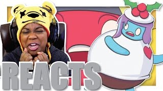 A Chubby Holiday | iHasCupquake | Gang Beasts Animation | AyChristene Reacts