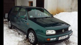 Mono quyish sirlari VW Golf 3 ( GolF-3)...bir sinov drayf.