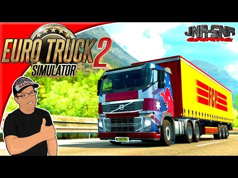 Euro Truck Simulator 2 France Delivery Event 2