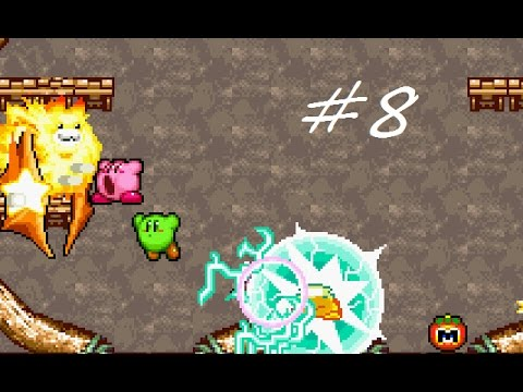 Let's Play Kirby and the Amazing Mirror #8 - Map Gaffe on kirby dreamland map, kirby amazing mirror cheats vizzed, donkey kong country 2 map, kirby amazing mirror wiz, kirby and the magic mirror, kirby amazing mirror guide, breath of fire 2 map,