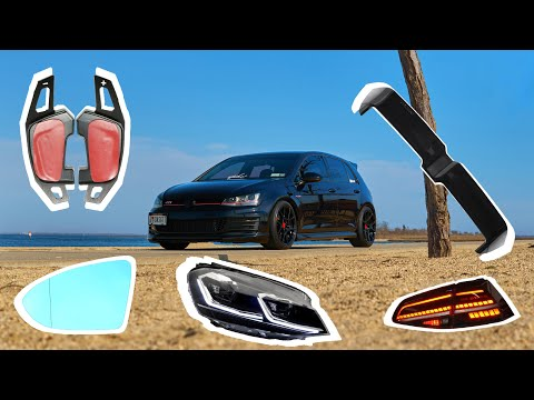 Mods I LOVE for VW MK7 GTI