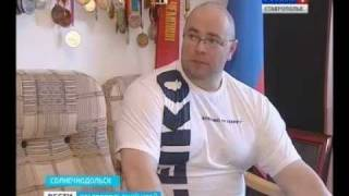 Андрей Чемеркин отмечает свое 40-летие