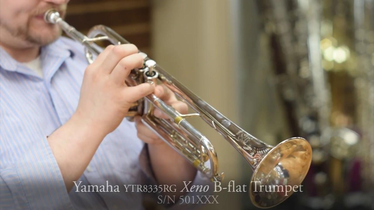 Yamaha Xeno Bb Trumpet