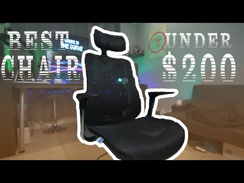 Might be the best Chair for $200 | VIVA OFFICE High Back Executive ☑️