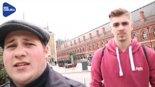 WEST BROM 0-1 CHELSEA MATCHDAY VLOG|| #ChelseaChampions