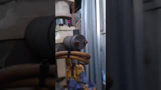공압스포트용접기 사용법