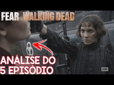 Fear The Walking Dead - Análise do 5 episódio da 5 temporada MOSTRARAM QUEM LEVOU O RICK GRIMES
