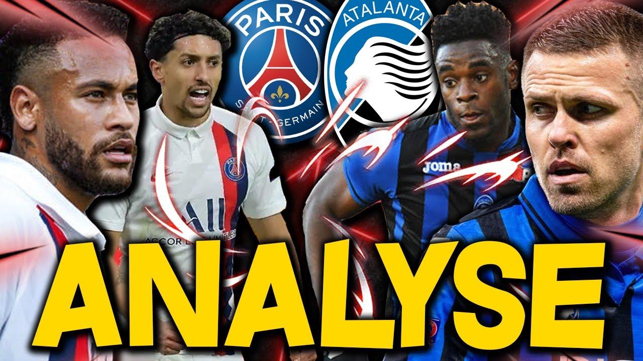 Comment doit jouer le PSG pour battre l'Atalanta ?