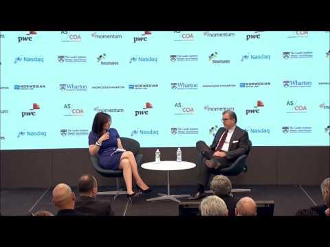 Keynote Fireside Chat   Norwegian Cruise Lines & Opportunities in Cuba