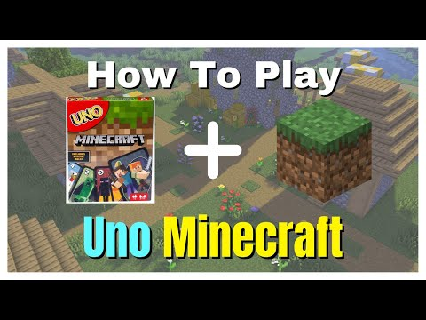 How To Play Uno Minecraft
